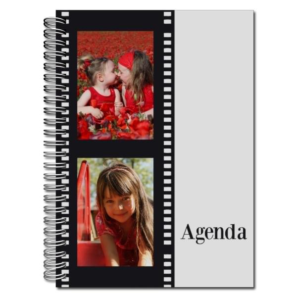 agenda photo personnalis 2018 a cr er avec vos photos et textes. Black Bedroom Furniture Sets. Home Design Ideas