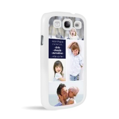 Coque personnalisée Samsung S3