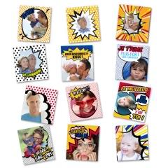 Magnets photo personnalisés