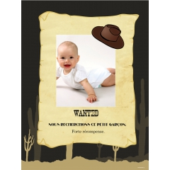 Poster photo pêle-mêle Géant