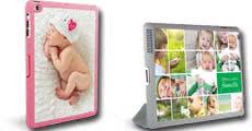 Coque iPad & iPad mini personnalisée - A créer avec photos et textes