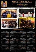 Achat calendrier association