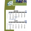 Calendrier photo maillot de rugby