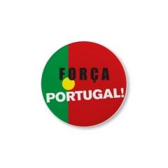 Badge photo aimanté