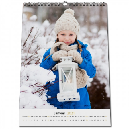 Offre Pack Calendrier MURAL Maxi Photos