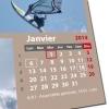 Possibilité d'insérer un évènement sur les dates de votre choix.