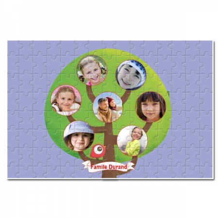 Puzzle photo personnalisé