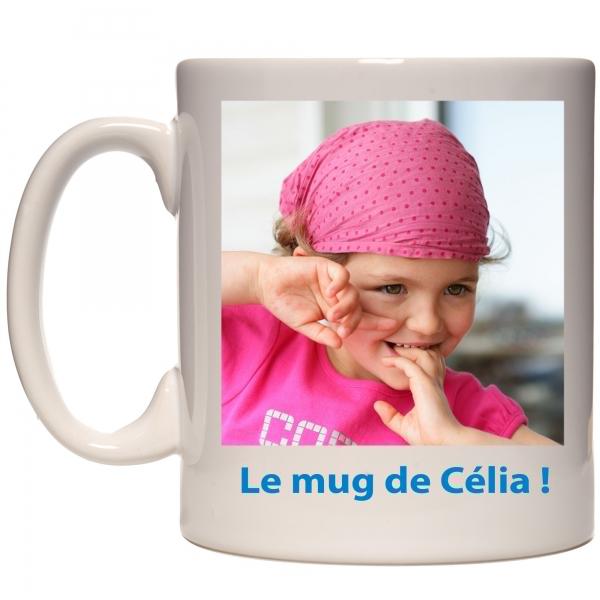 Mug photo classic