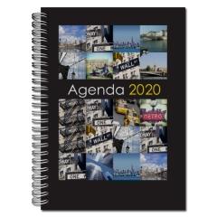 Agenda photo personnalisé