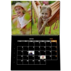 Calendrier photo GÉANT XXL