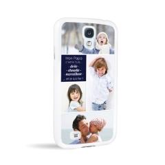 Coque personnalisée Samsung S4