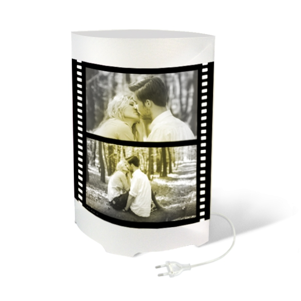 Lampe photo personnalisée
