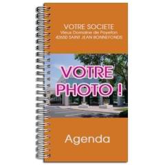 Agenda personnalisé