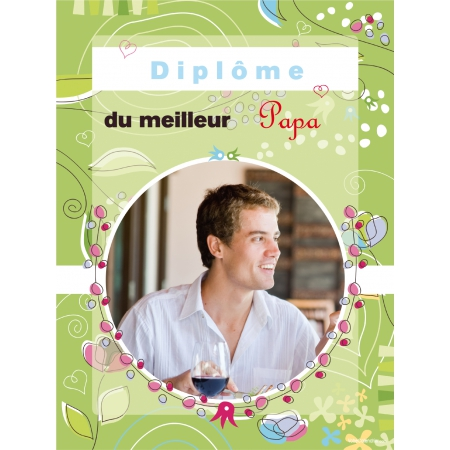Poster photo pêle-mêle
