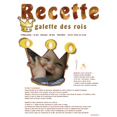 Poster photo ventouse  repositionnable
