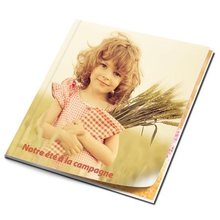 Mini livre photo à personnaliser